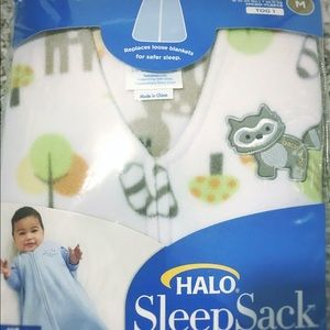 💤 Halo SleepSack wearable blanket (9-12mos)😴